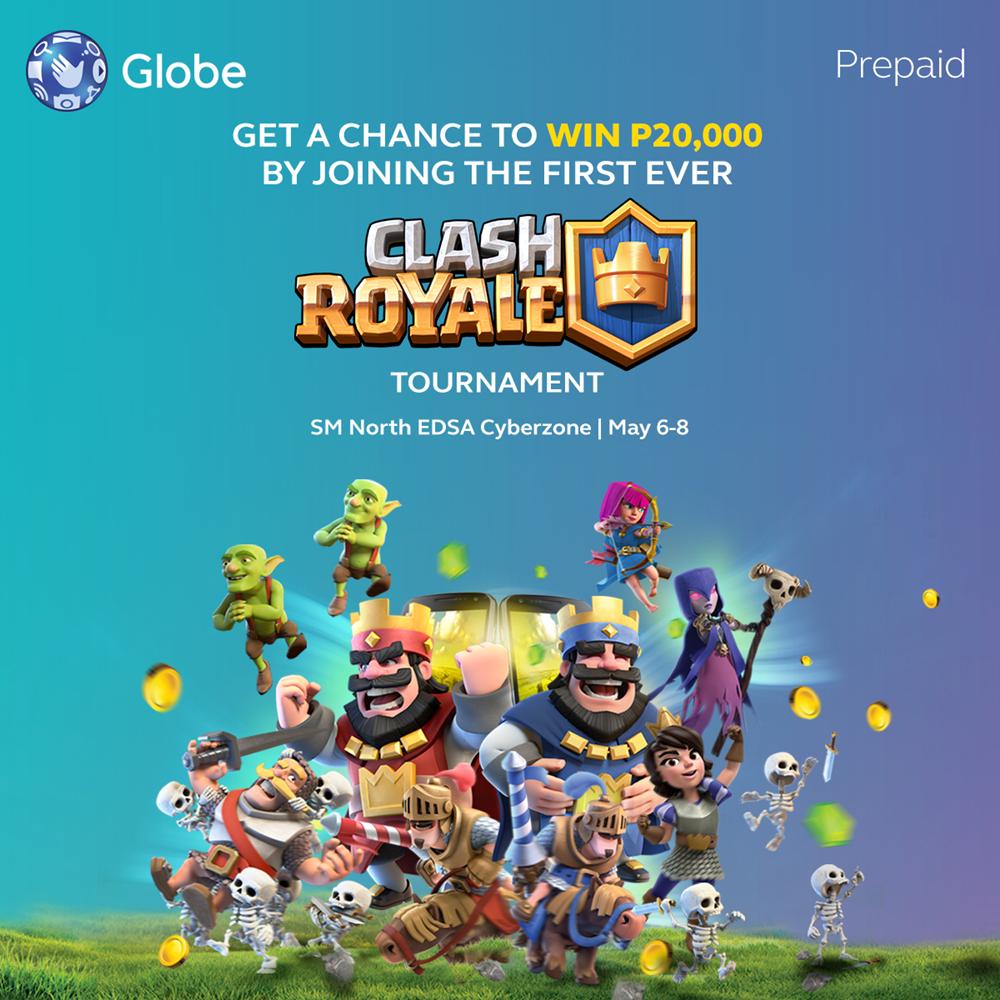 Globe - Pinoy Gaming Festival