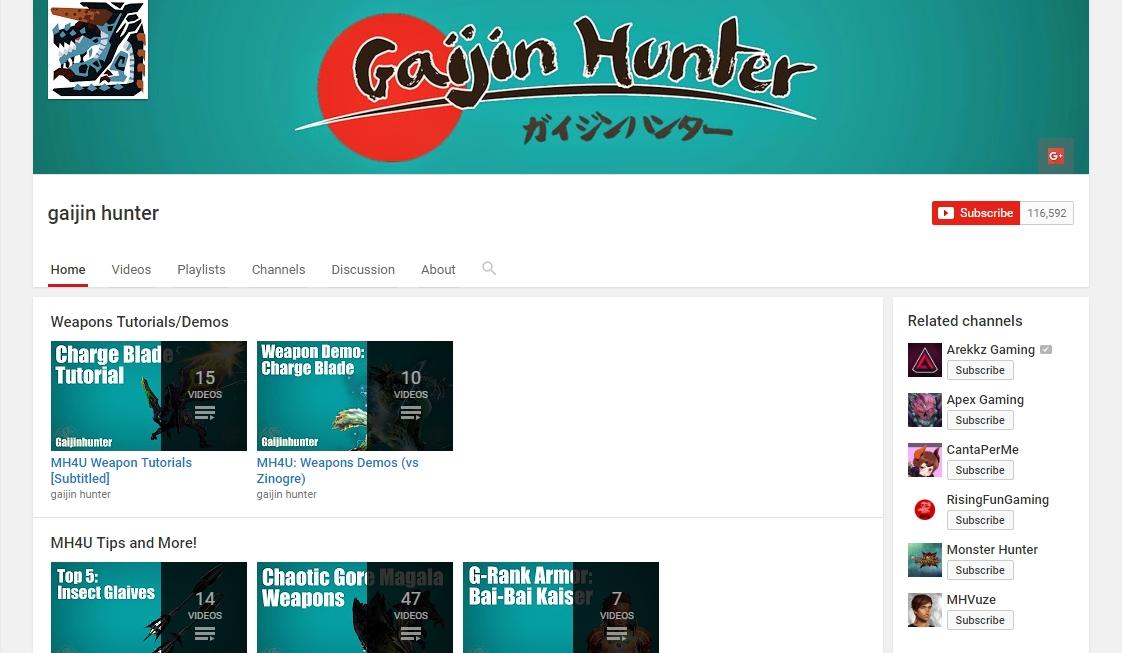 Gaijin Hunter 1