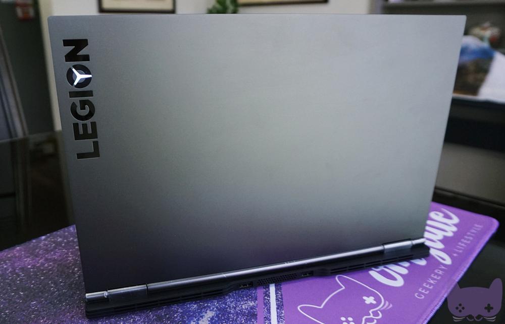 Lenovo Legion Y740Si & Legion BoostStation – Packaging & Features