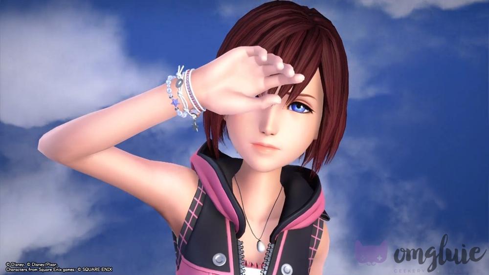 Kingdom Hearts Melody of Memory Story Kairi