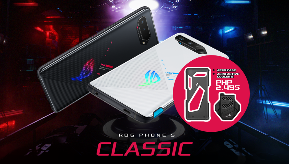 ASUS ROG Phone 5 Classic Specs, Price, & Availability