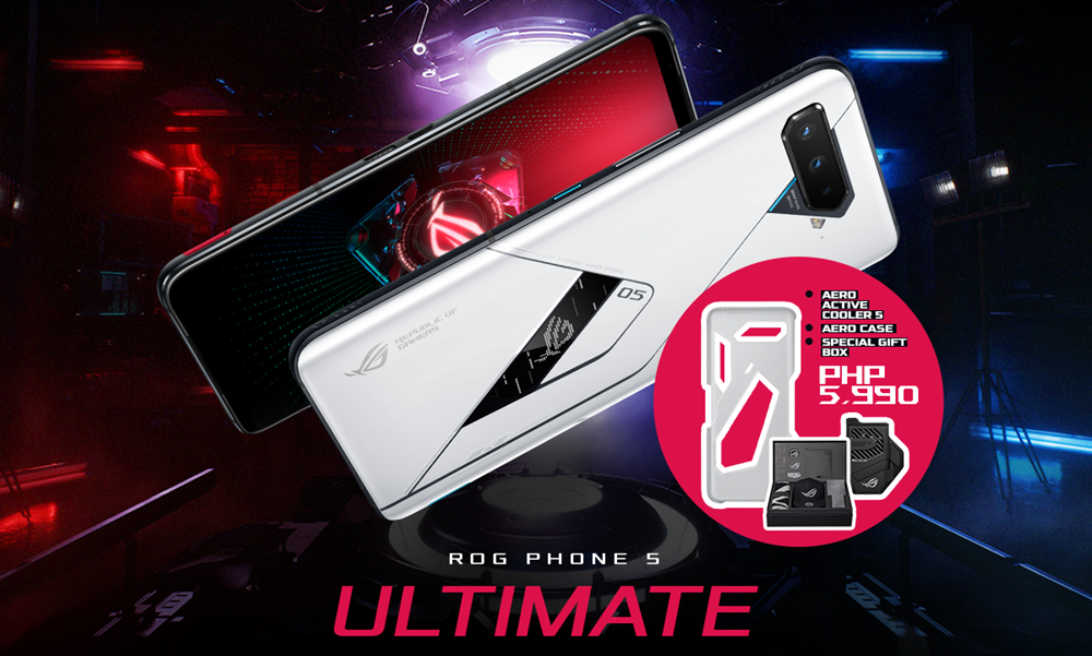 ASUS ROG Phone 5 Ultimate Specs, Price, & Availability