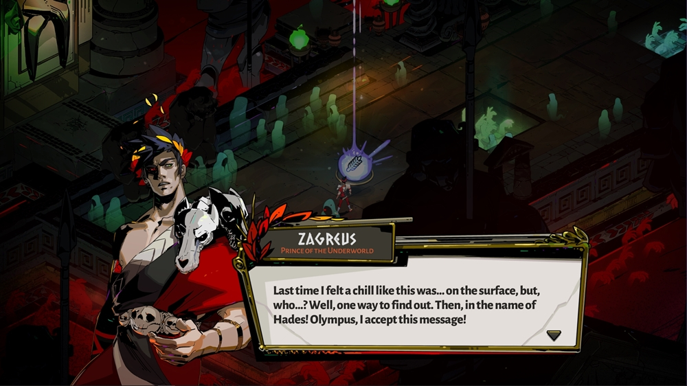 Hades Video Game Review Impressions