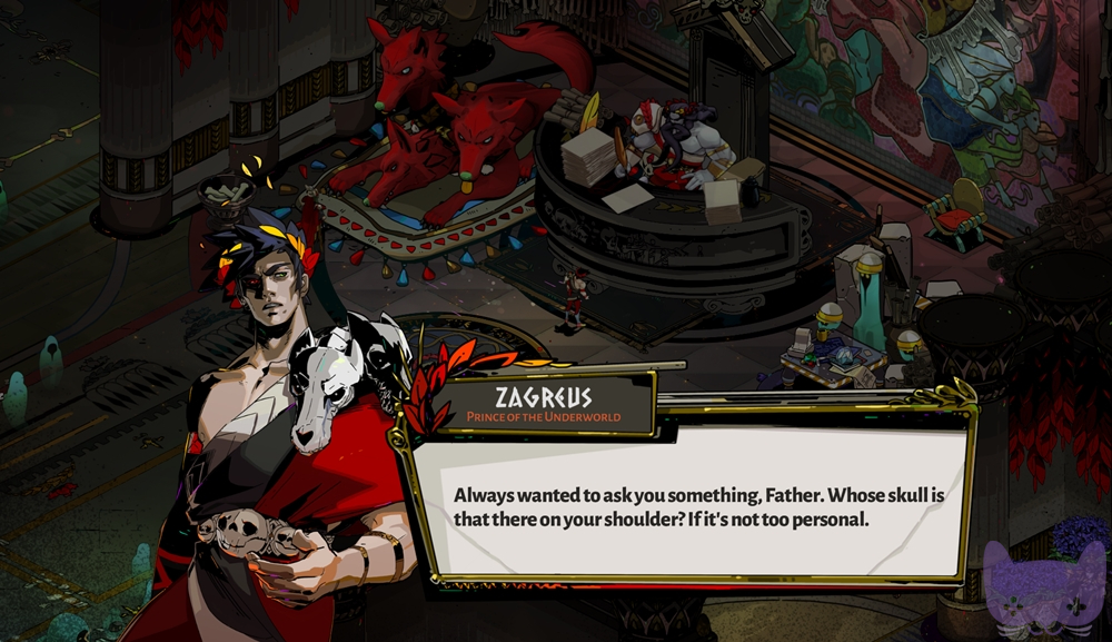 Hades Video Game Review Zagreus