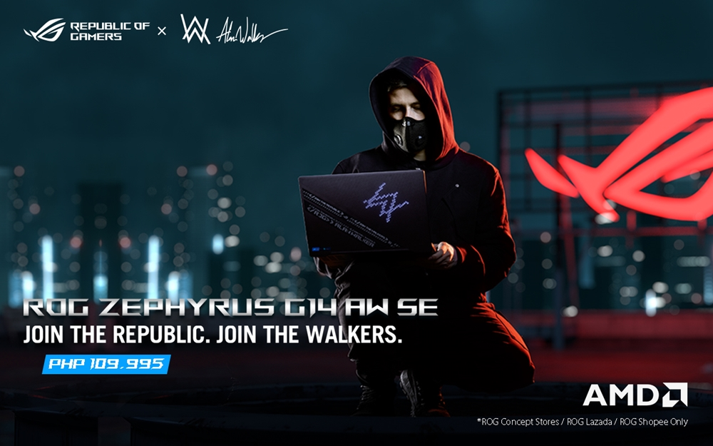 Zephyrus G14 Alan Walker Special Edition – Specs, Pricing, & Availability